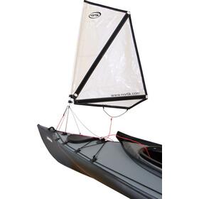 nortik Kayak Sail 0.8 Faltboat-veneisiin, white